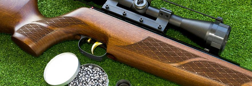 Carabine à air comprimé